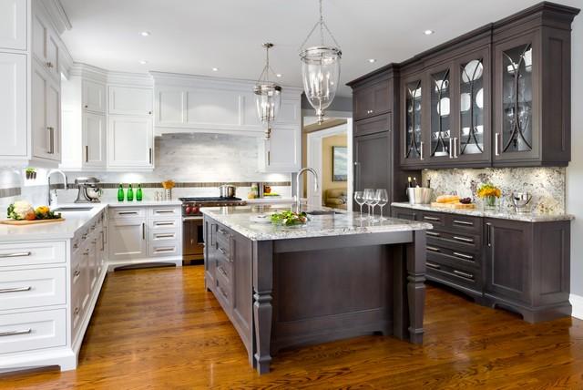 First place award winning kitchen for Award winning kitchen island designs