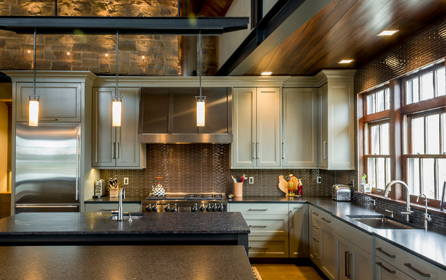 Superb First Place   National Kitchen And Bath Association Design Competition    Mequon, Transitional Kitchen