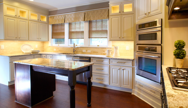 Fisher Park Kitchen - Traditional - Kitchen - other metro - by ...