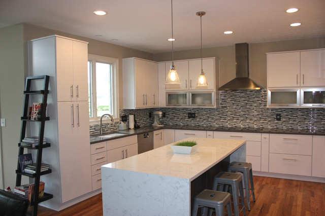 Fishers Residence Designer Abby Reed Contemporary Kitchen Indianapolis By Carmel