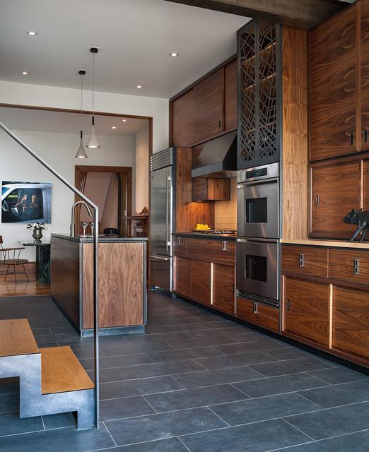 Fishtown Residence contemporary-kitchen