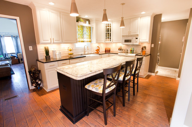 Five Points Road Kitchen Remodel traditional-kitchen