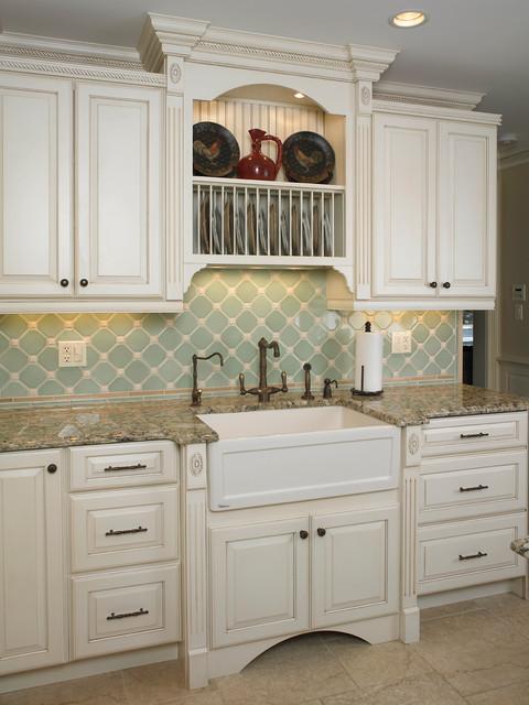 Five Star Kitchens Portfolio traditional-kitchen