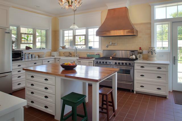 Five-Year Plan farmhouse-kitchen