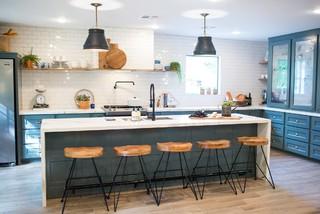 Fixer Upper Photos - Klassisch modern - Küche - Austin - von ...