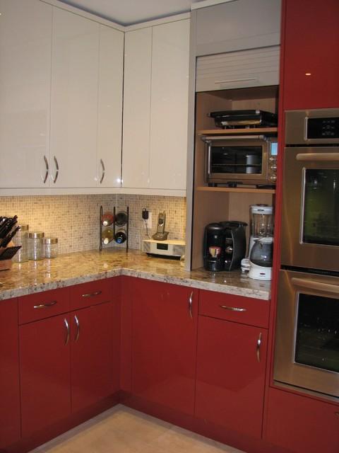 Flamborough Circle Kitchen contemporary-kitchen