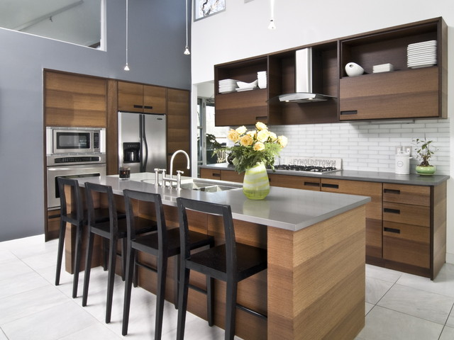 Flat Shoals Kitchen modern kitchen