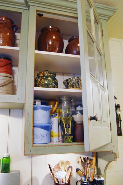 Flat Top Mountain West Virginia Kitchen / House Restoration traditional-kitchen