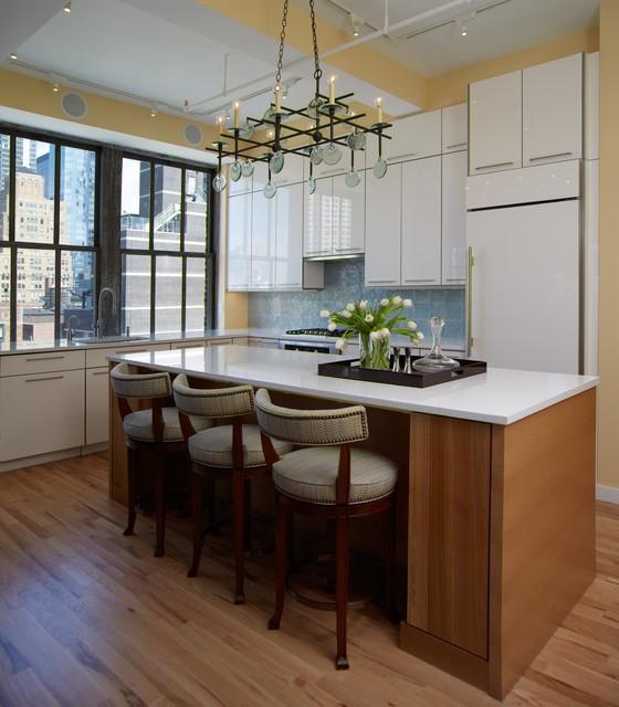 Flatiron Contemporary Renovation + Interior Design ...