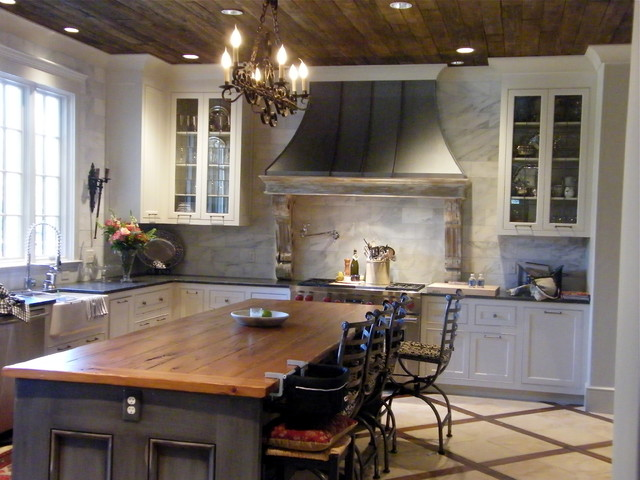 Fletcher Horn @ ABMWOOD.COM ... Antique Materials - Traditional - Kitchen - other metro - by ...