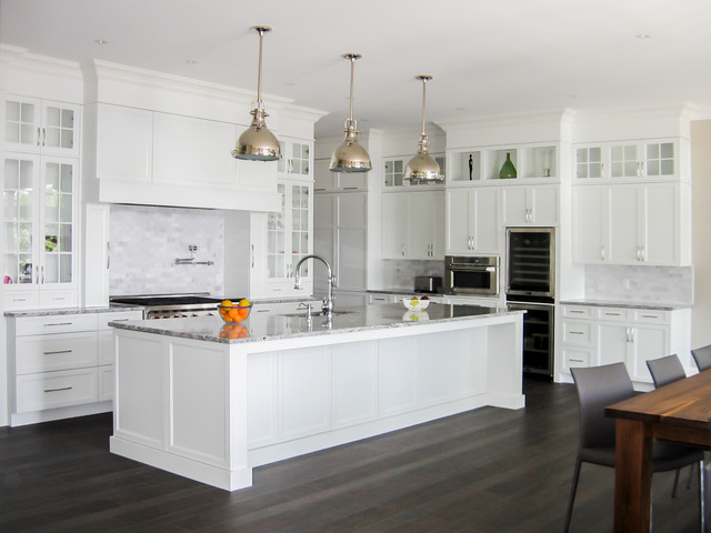 Fleur De Sel Contemporary Kitchen