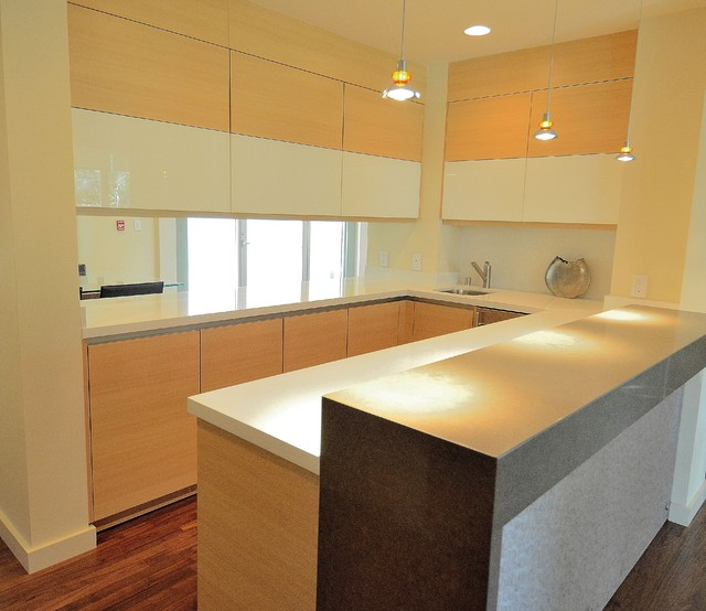 Flexible and Finely Detailed modern-kitchen