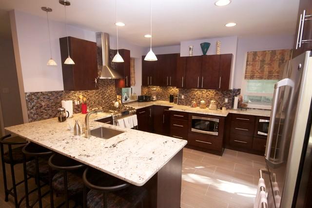 Flicker traditional-kitchen