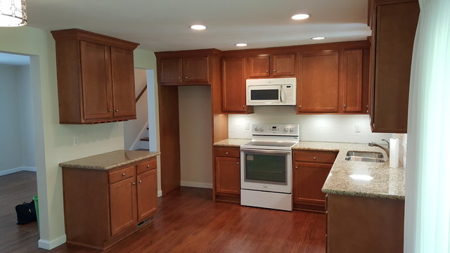 Flip Home in Pittsburgh - Kitchen - by Kitchen Kompact, Inc.