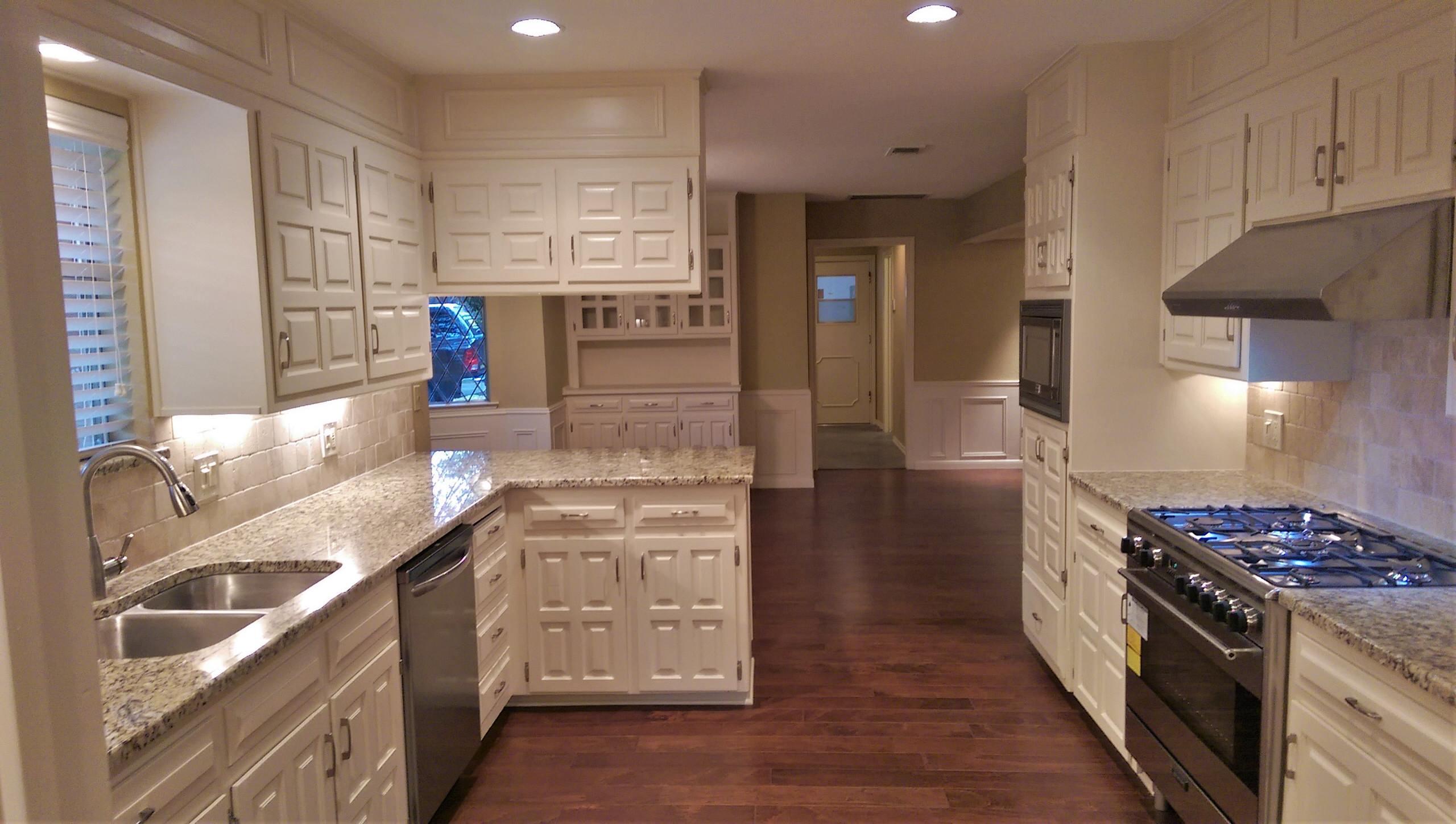 Flip House Major Remodel 2015