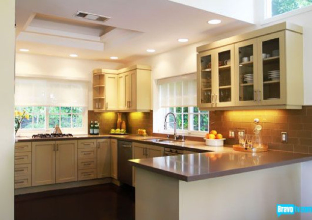 Flipping Out Jeff Lewis Design Contemporary Kitchen Los Angeles