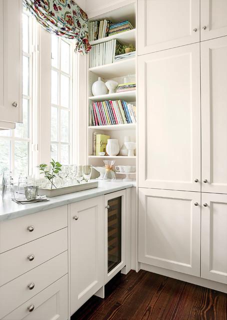 Floor-To-Ceiling Storage - Traditional - Kitchen - Atlanta ...