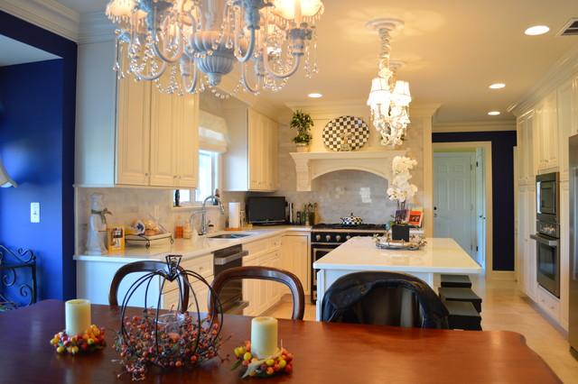 Traditional  Kitchen  New York  by Blue Ridge Kitchens & Baths