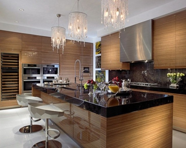 Florida Design Magazine Editorial Pics Contemporary Kitchen