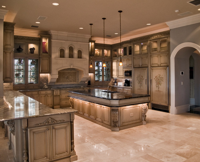 Florida House Traditional Kitchen Other Metro By Cabinet Designs Of Central Florida