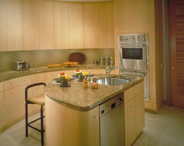 Florida Residence contemporary-kitchen
