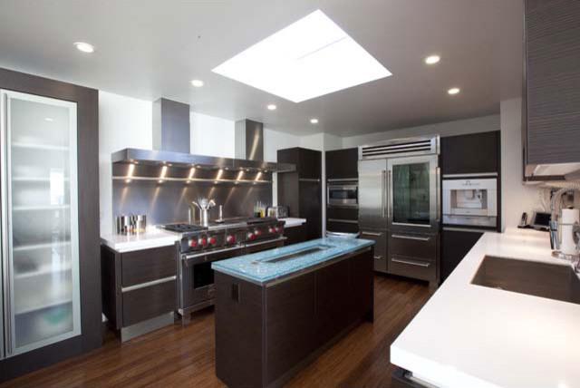 Florin Kitchen contemporary-kitchen
