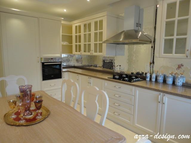 Florya Ev Dekorasyonu traditional-kitchen