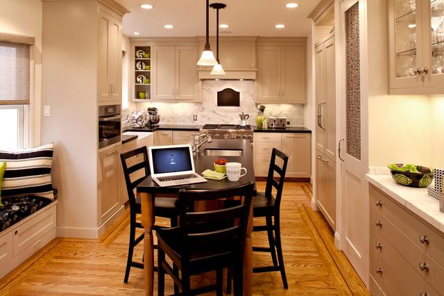 Flourish transitional-kitchen