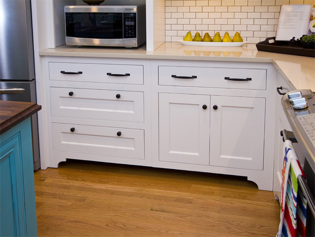 Flush Inset Kitchen Traditional Kitchen Other Metro By Kitchen