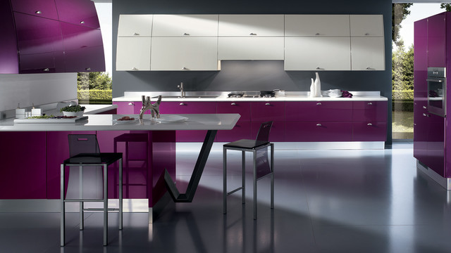 Flux Kitchen   Scavolini Contemporary Kitchen
