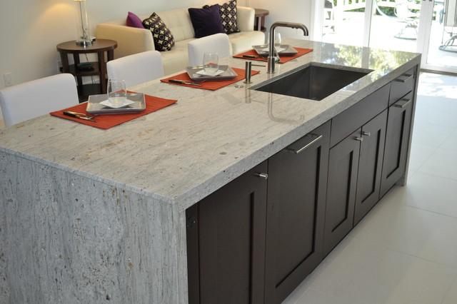 FO Kitchen. Nar Fine Carpentry. Sacramento. El Dorado Hills - Modern - Kitchen - sacramento - by ...