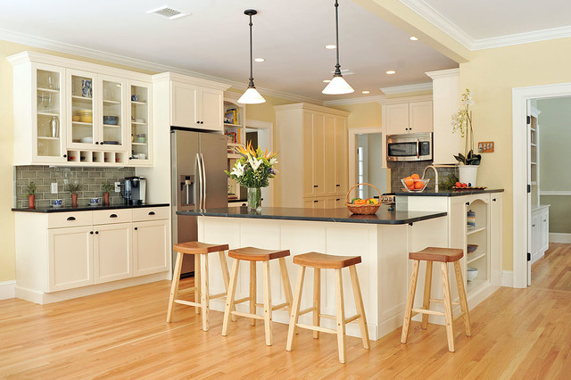 Food for Thought traditional-kitchen