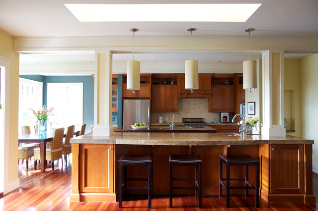 Foothill Estates Modern Arts Crafts Renovation Craftsman Kitchen Calgary By Stephanie