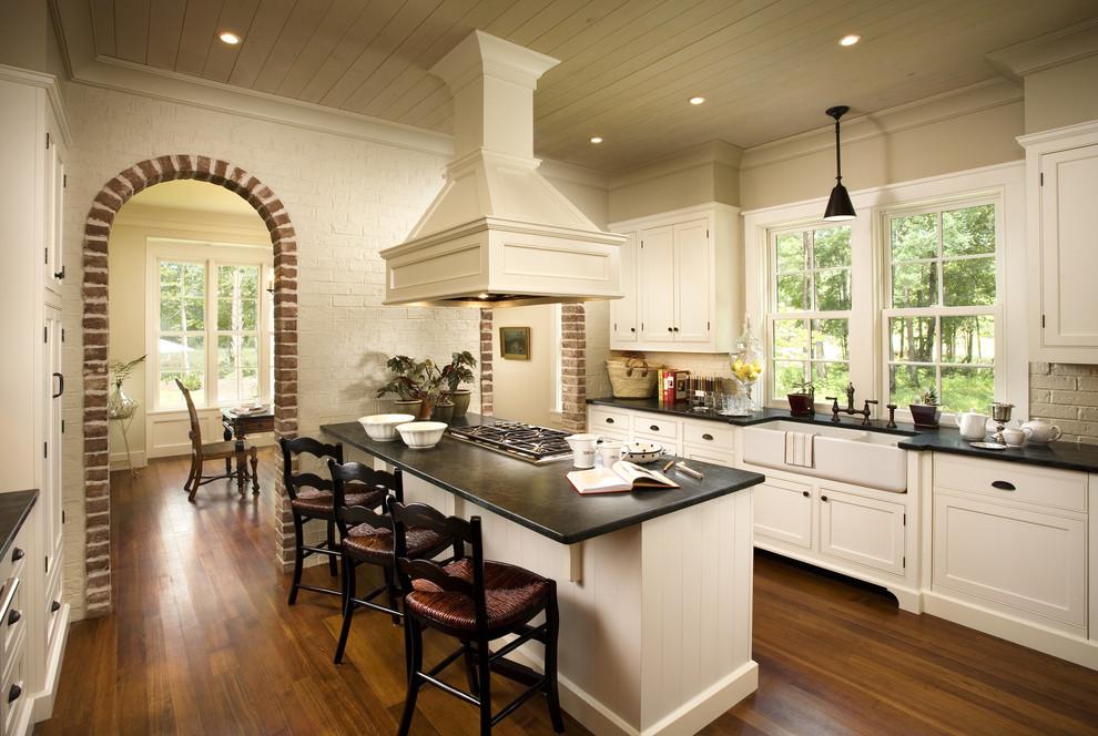 Ford Plantation Residence - Farmhouse - Kitchen - Atlanta ...