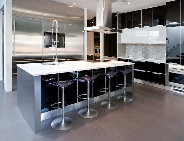 Forest hill east scavolini kitchen modern kitchen for Scavolini kitchens toronto