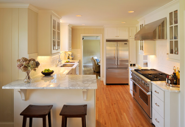 Forest Hills Kitchen Remodel Traditional