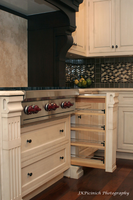 Form & Function traditional-kitchen
