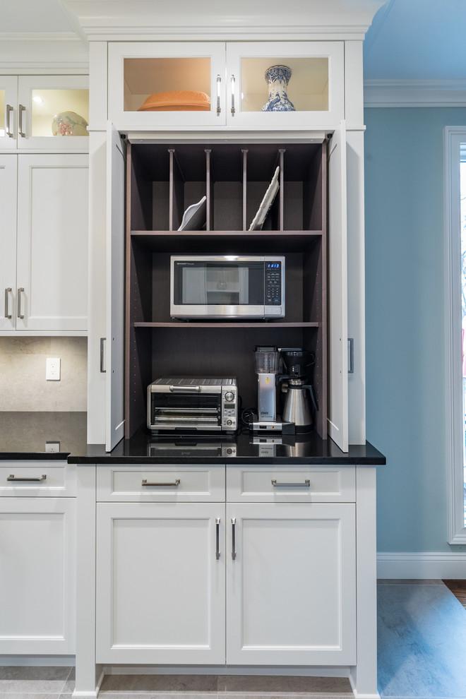 Form Meets Function - Transitional - Kitchen - Bridgeport ...