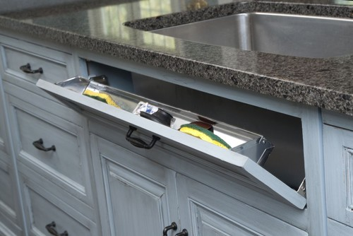 under sink kitchen cabinet - Kitchen Sink Drawer