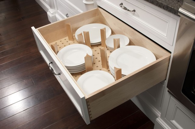 Kitchen Cabinets For Plates kitchen cabinet fittings with universal design in mind