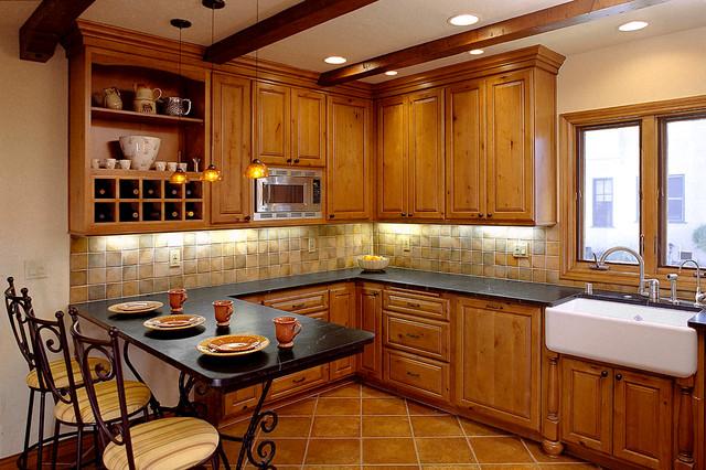 Forsberg, Belmont Shore traditional-kitchen