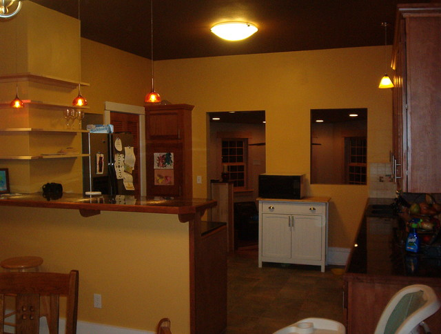Fort Collins Craftsman Kitchen Renovation Contemporary Kitchen Denver By Silver Run
