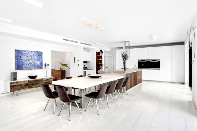 Fort Lauderdale Waterfront Modern Modern Kitchen Miami By In Site Design Group Llc