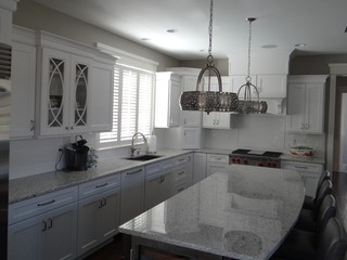 Fort Mitchell Construction Modern Kitchen Cincinnati By Kelly Brothers Home Design Center