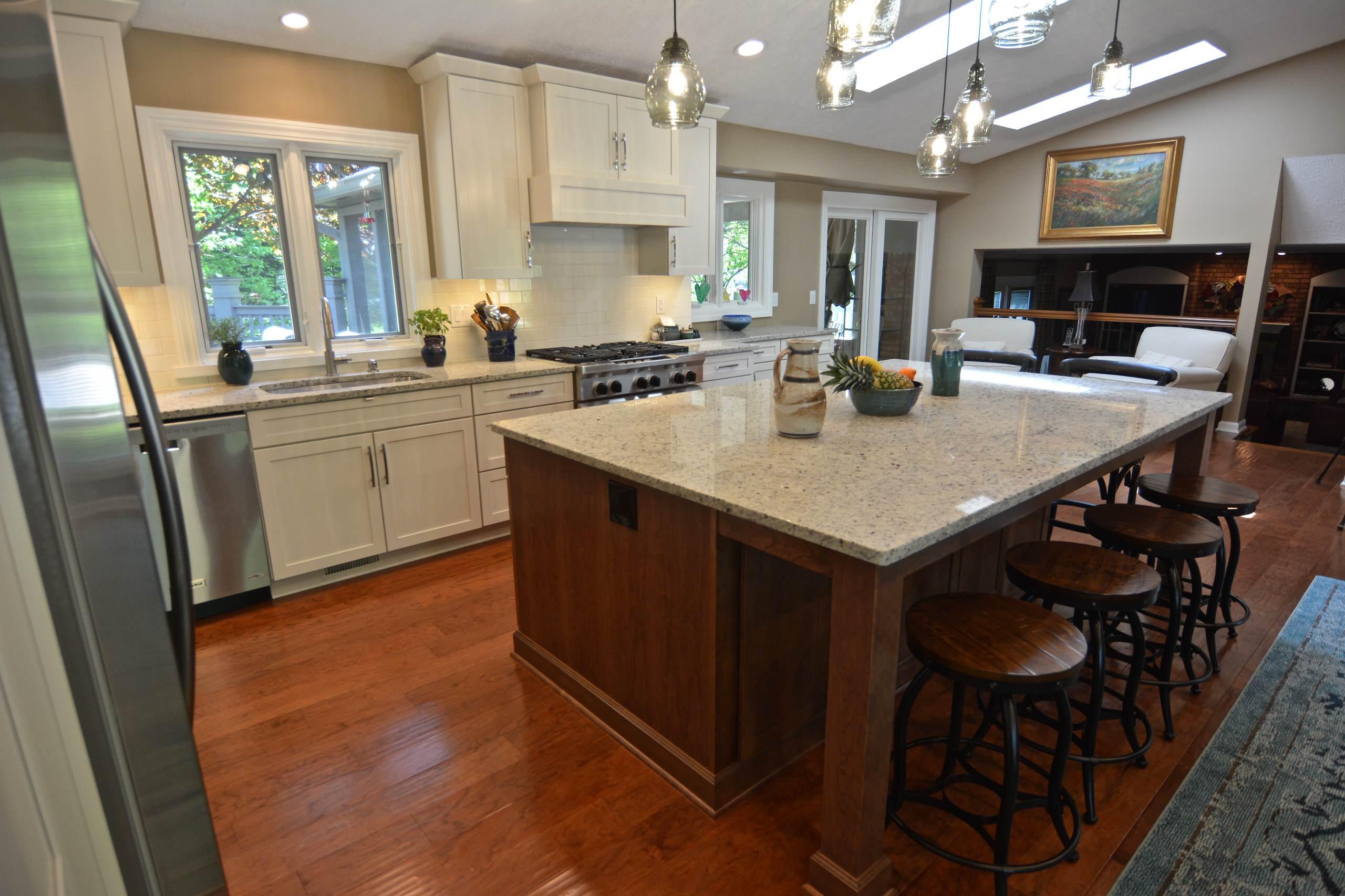 Foster Grove Kitchen Remodel