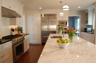 Fostering Ally - Transitional - Kitchen - Philadelphia ...