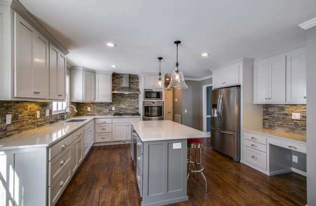 Fountainhead Kitchen Traditional Kitchen Nashville By The Kingston Group Remodeling