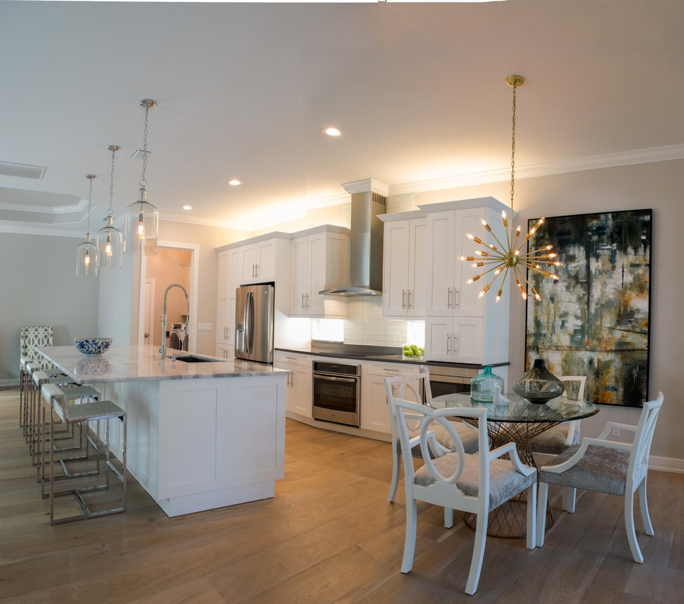 Fountainhead Naples Remodel - Transitional - Kitchen ...