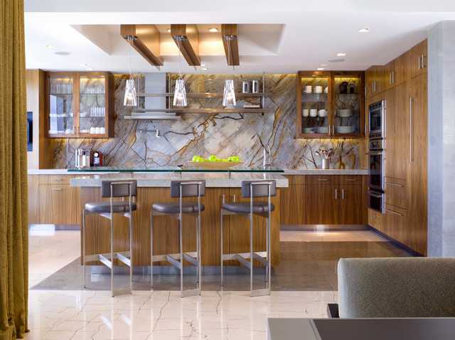 Four Seasons Brickell Private Residence Contemporary