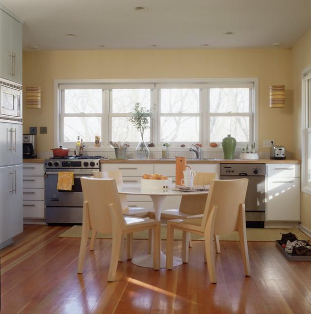 Eclectic Kitchens: Minneapolis